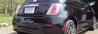 Electric Fiat 500